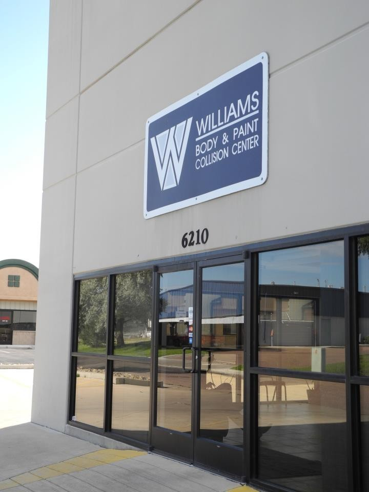 Williams Auto Body & Paint Collision Center
