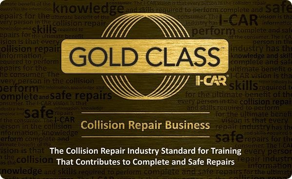 Fix Auto Montrose Montrose, CA 91020  ACHIEVING A GOLD STANDARD PUTS US WITH THE BEST OF THE BEST IN THE COLLISION REPAIR INDUSTRY.....