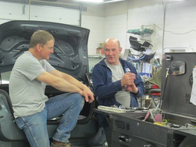 J & J Auto Body 2610 Garrett Way Pocatello, ID 83201 Collision Repair Experts. Auto Body & Painting Specialists.  Experiences from one and New Ideas from another, Mesh together to make us the Best of the Best !!!