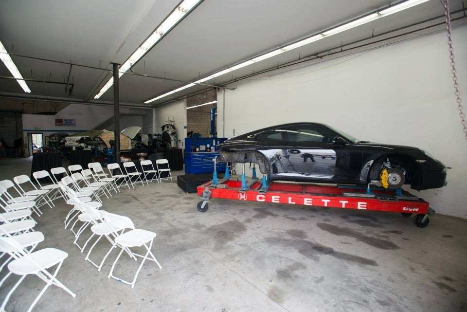 Class Auto Center 3031 Cherry Ave Long Beach, CA 90807