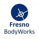 Fresno Body Works North Fresno CA 93710 Logo. Fresno Body Works North Auto body and paint. Fresno CA collision repair, body shop.