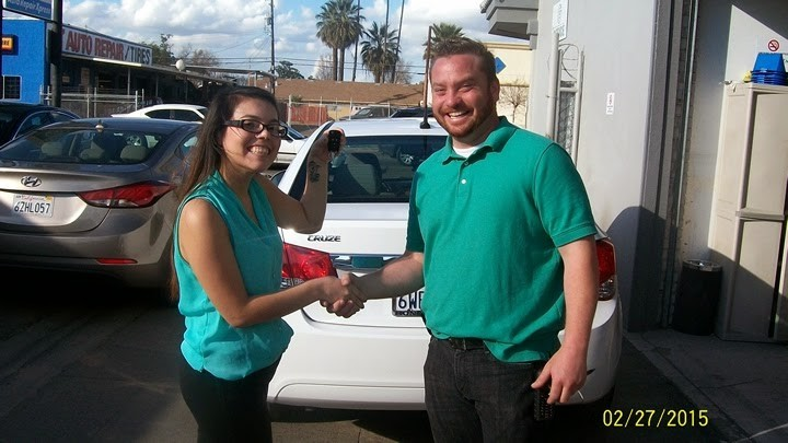 Francis Collision Centre 2420 E McKinley Ave  Fresno, CA 93703-3009   Delivering a safe and high quality collision repair back to our customers makes our days so worth while..