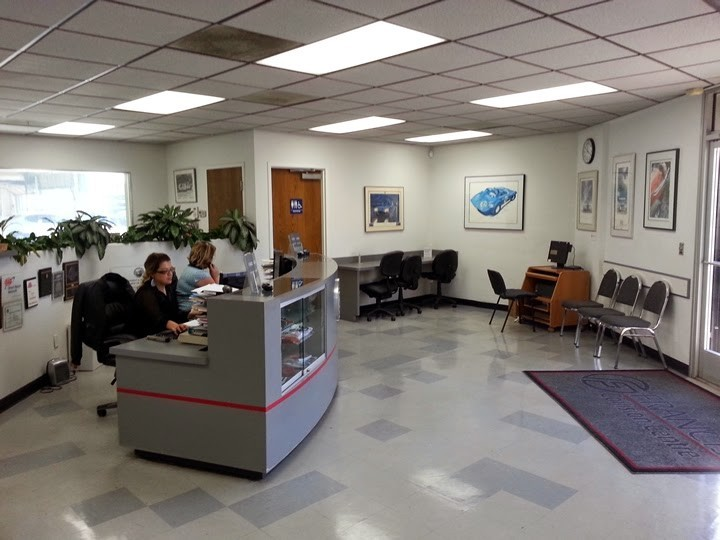 Francis Collision Centre 2420 E McKinley Ave  Fresno, CA 93703-3009  Our business office is staffed with experienced and friendly personnel.