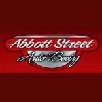 Abbott Street Autobody Salinas CA 93901 Logo. Abbott Street Autobody Auto body and paint. Salinas CA collision repair, body shop.