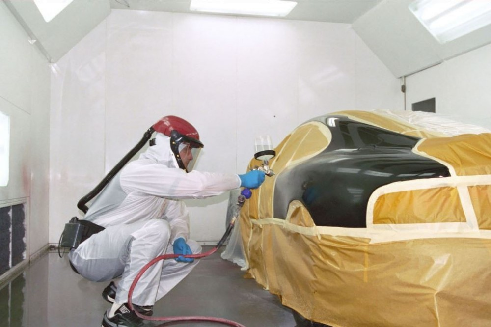 Painting technicians are trained and skilled artists.  At C & C Collision, we have the best in the industry. For high quality collision repair refinishing, look no farther than, Alhambra, CA, 91803.