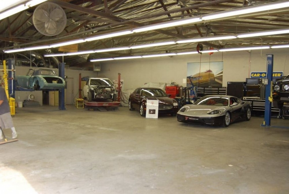 A professional refinished collision repair requires a professional spray booth like what we have here at C & C Collision in Alhambra, CA, 91803.