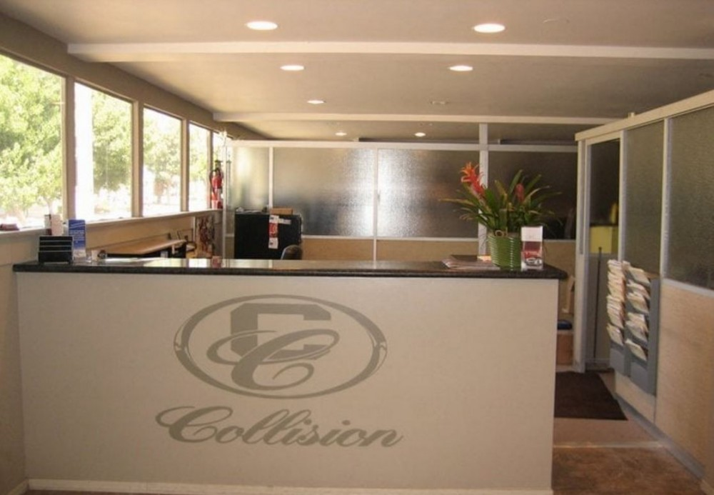 Our body shop's business office located at Alhambra, CA, 91803 is staffed with friendly and experienced personnel.