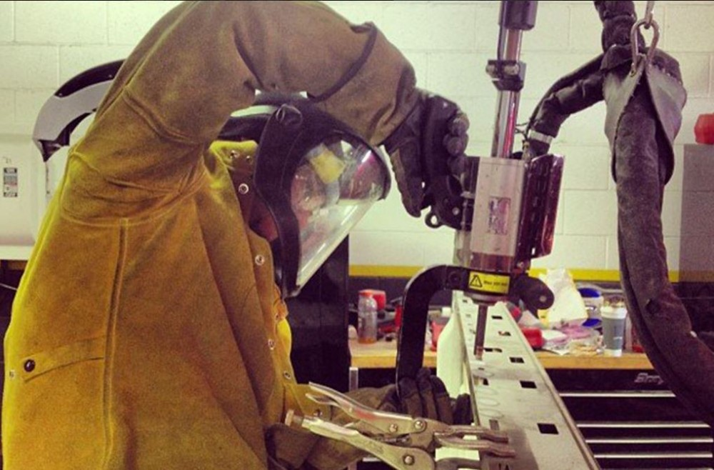 All of our body technicians at C & C Collision, Alhambra, CA, 91803, are skilled and certified welders.