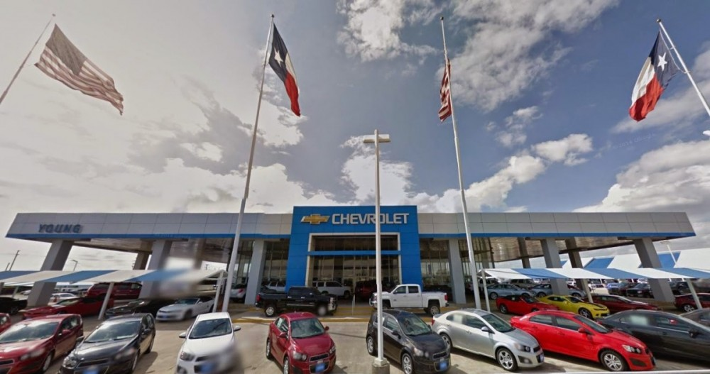 Reviews, Young Chevrolet Collision Center - Dallas - Dallas TX ...