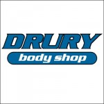 Drury Body Shop Amarillo TX 79109 Logo. Drury Body Shop Auto body and paint. Amarillo TX collision repair, body shop.
