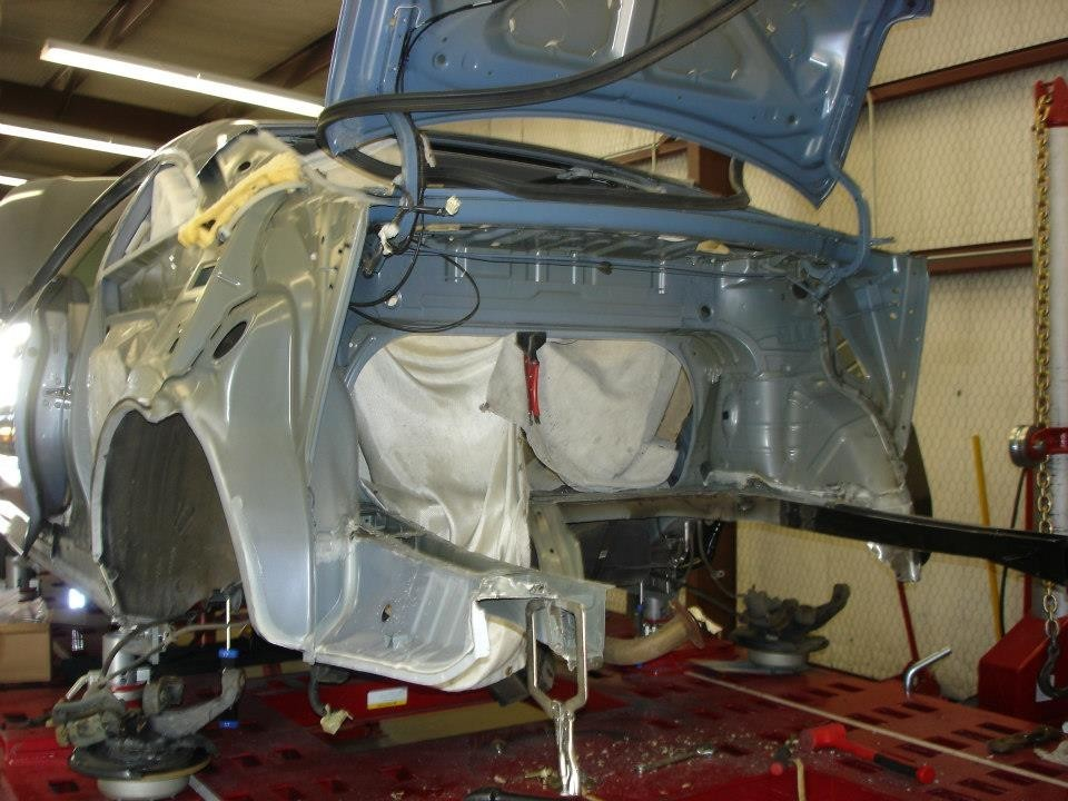 Collision structure and frame repairs are critical for a safe and high quality repair.  Here at Drury Body Shop, in Amarillo, TX, 79109, our structure and frame technicians are I-CAR certified and have many years of experience.