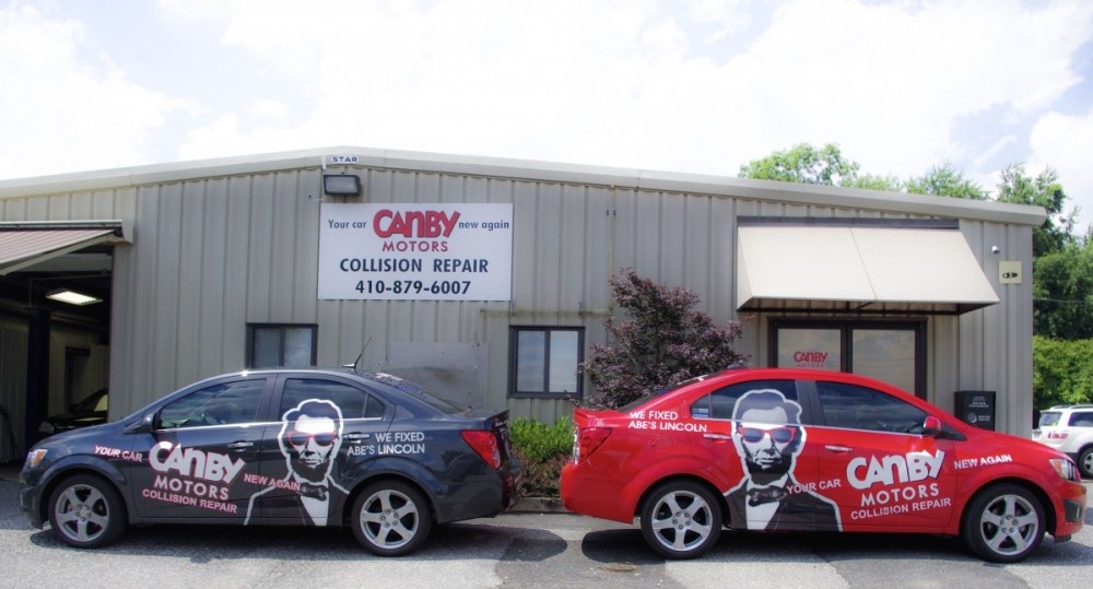 Bel Air MD Canby Motors Collision Repair - Bel Air body shop reviews. Collision repair near 21014. Canby Motors Collision Repair - Bel Air for auto body repair.