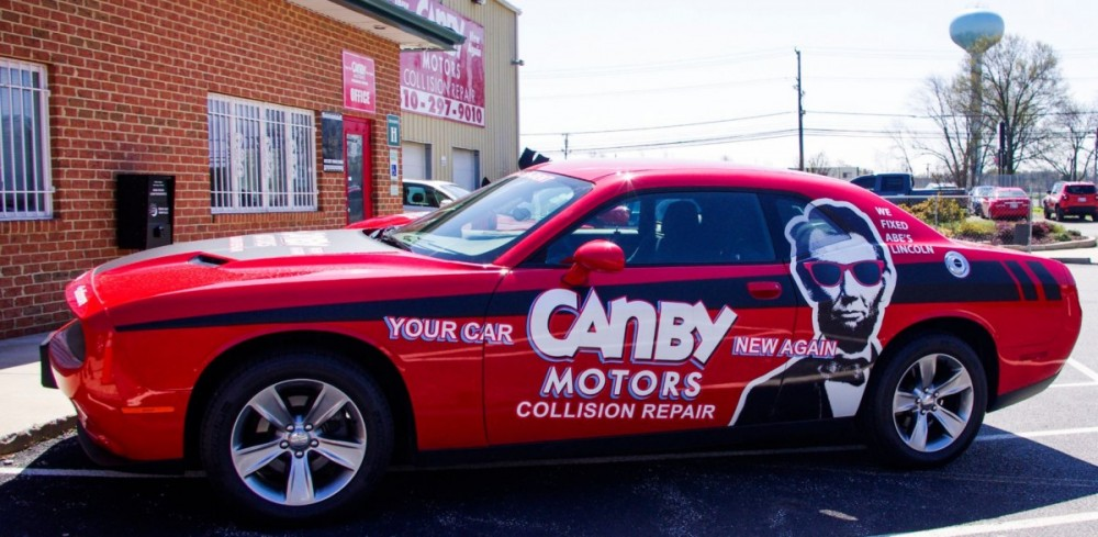 At Canby Motors Collision Repair - Aberdeen, you will easily find us located at Aberdeen, MD, 21001. Rain or shine, we are here to serve YOU!