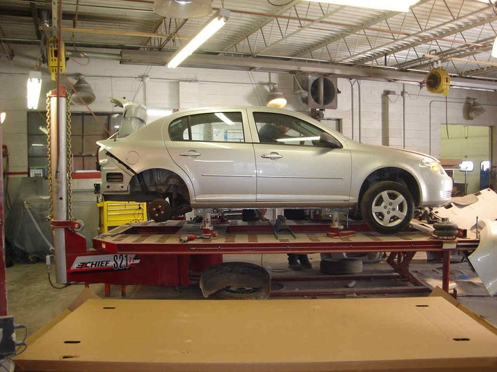 Jensen's Target Collision 2978 W 12th St  Erie, PA 16505-3945 Collision Repair Experts. Accurate Structural Repairs are Critical for a Safe & High Quality Repair.  Our State of the Art Equipment Assures us of just that !!  Auto Body & Paint Specialists.