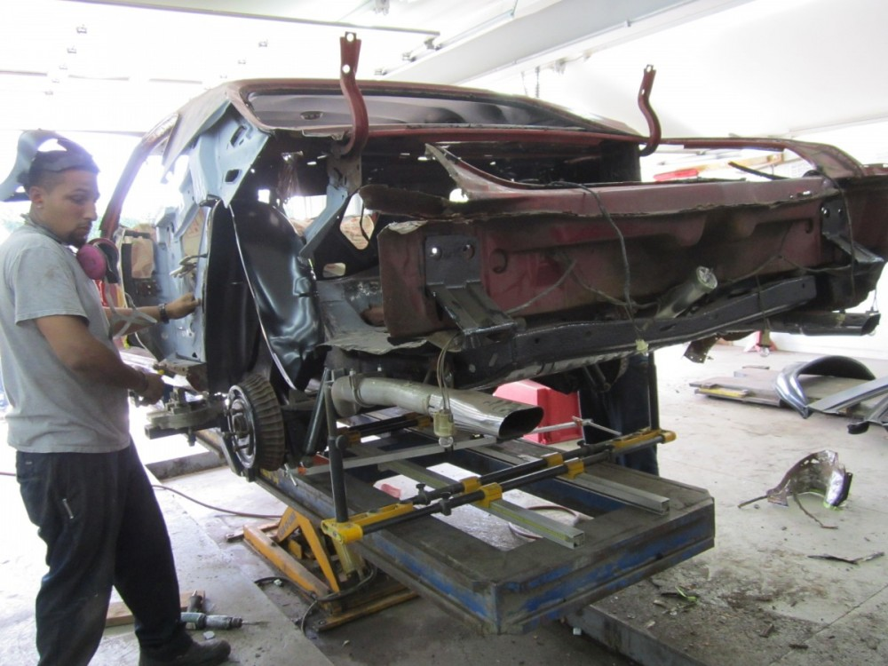 Peters Body Shop Inc. 5629 Deer Park Rd  Reisterstown, MD 21136 Auto Body & Paint. Heavy Collision Repairs need state of the art equipment along with experienced technicians..