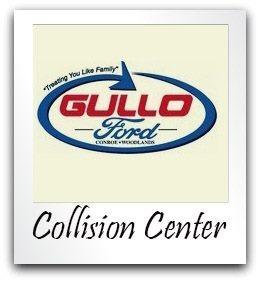 Gullo Ford Collision Center 925 I 45 S  Conroe, TX 77301