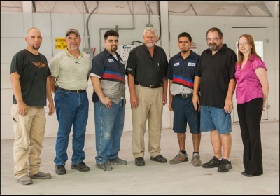 Gullo Ford Collision Center 925 I 45 S  Conroe, TX 77301  We have Experienced and Friendly Staff Members to Assist You With All of Your Collision Repair Needs..