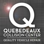 Quebedeaux Collision Center Tucson AZ 85716-3940 Logo. Quebedeaux Collision Center Auto body and paint. Tucson AZ collision repair, body shop.