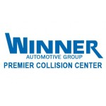 Winner Premier Collision Center Inc Wilmington DE 19801 Logo. Winner Premier Collision Center Inc Auto body and paint. Wilmington DE collision repair, body shop.