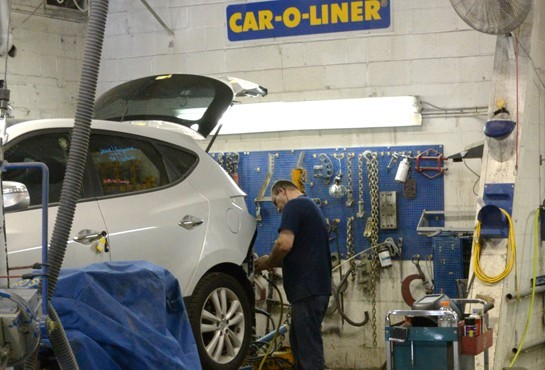 3D Bodyworks - West Chester 300 W Boot Rd  West Chester, PA 19380-1110   Accurate structural repairs are critical for a Safe & High Quality collision repair.  We have World Class, State of the Art Structural Repair Equipment and Highly Skilled Technicians..