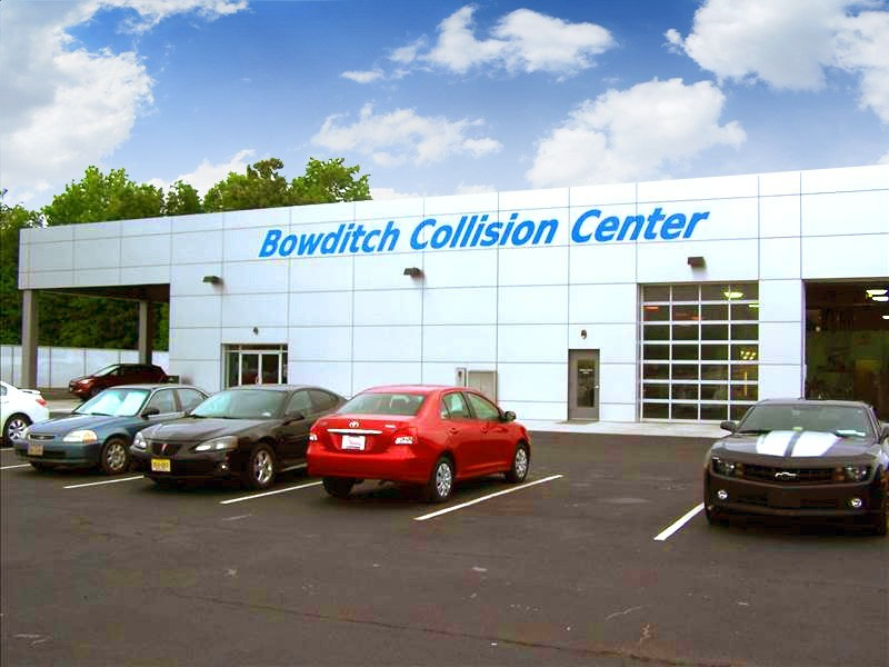 Bowditch Collision Center - J. Clyde 975 J. Clyde Morris Blvd  Newport News, VA 23601 Auto Body and Paint.  Collision Repair Specialists. We are Centrally Located with Easy Access and Ample Parking for Our Guests..