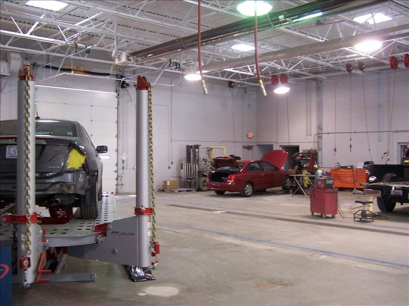 Bowditch Collision Center - J. Clyde 975 J. Clyde Morris Blvd  Newport News, VA 23601 Auto Body and Paint.  Collision Repair Specialists. We are a Large State of the Art  Facility.  Being Clean, Neat & Organized, allows us to do High Volume & High Quality Collision Repairs.