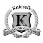 Kniesel's Collision Center - Rocklin Rocklin CA 95677 Logo. Kniesel's Collision Center - Rocklin Auto body and paint. Rocklin CA collision repair, body shop.