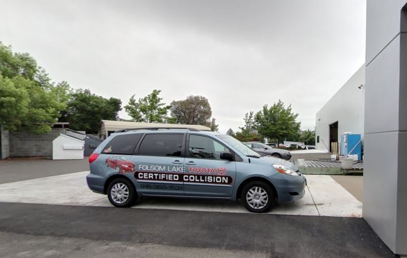 Folsom Lake Toyota Collision Center 12747 Folsom Blvd Folsom, CA 95630  Collision Repair Experts.