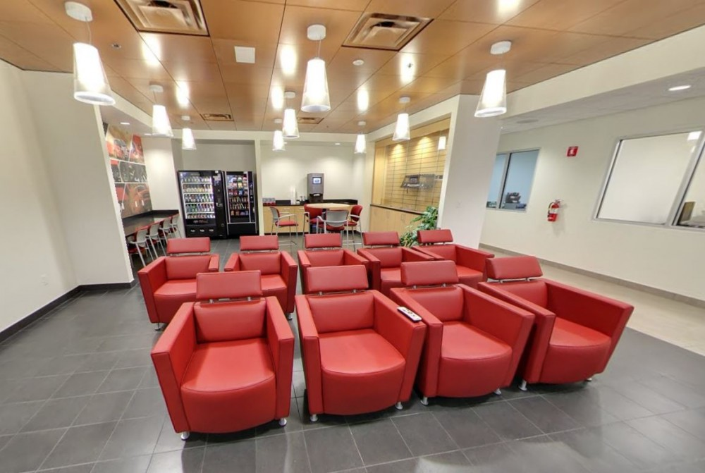 Folsom Lake Toyota Collision Center  12747 Folsom Blvd 