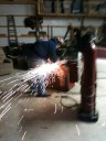 All of our body technicians at Lindley's Paint And Body Shop, Mcalester, OK, 74501, are skilled and certified welders.