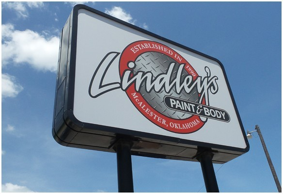 Lindley's Paint And Body Shop, Mcalester, OK, 74501