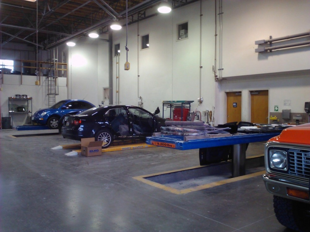 Bonney Lake Collision 1