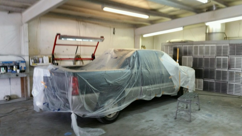 Rembrandt's Auto Body
