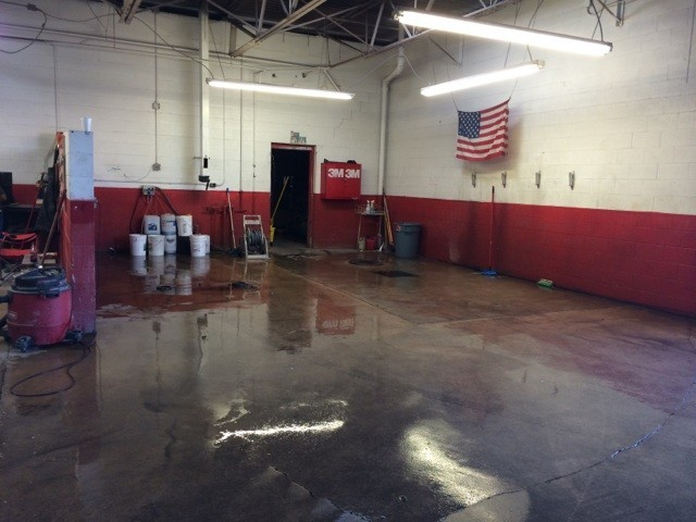 Big Daddy's Collision Center 4645 50th Street  Lubbock, TX 79414  Every completed vehicle gets a wash & collision related detail..