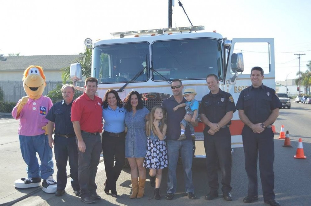 At Fix Auto Escondido, Escondido, CA, 92025, we never pass up the chance to participate in community events.