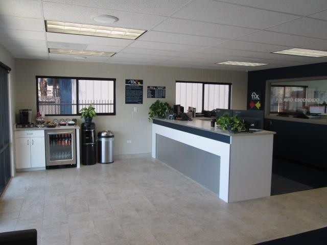 Our body shop's business office located at Escondido, CA, 92025 is staffed with friendly and experienced personnel.