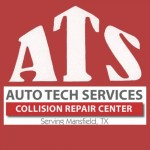 Auto Tech Services Mansfield TX 76063 Logo. Auto Tech Services Auto body and paint. Mansfield TX collision repair, body shop.