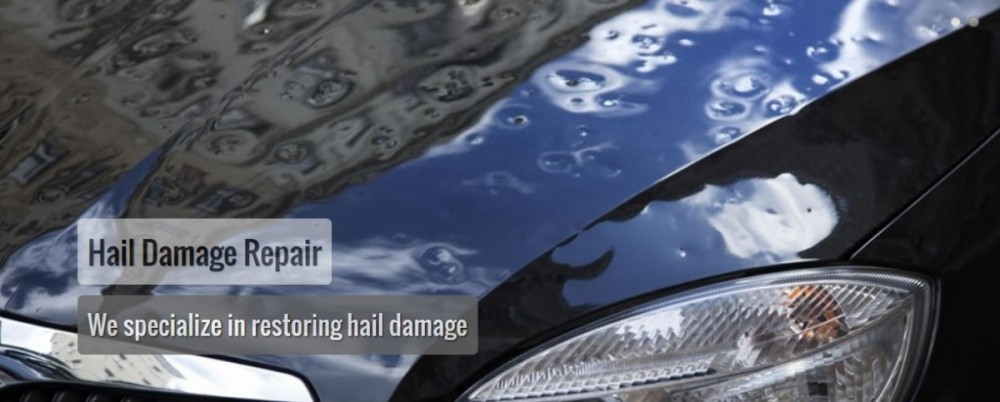 At Auto Tech Services, we perform work from the simplest dings and dents, to the damage caused from hail storms.
