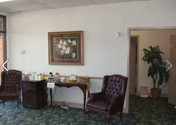 Our Guest's Waiting Area is a Warm & Friendly pace to visit.