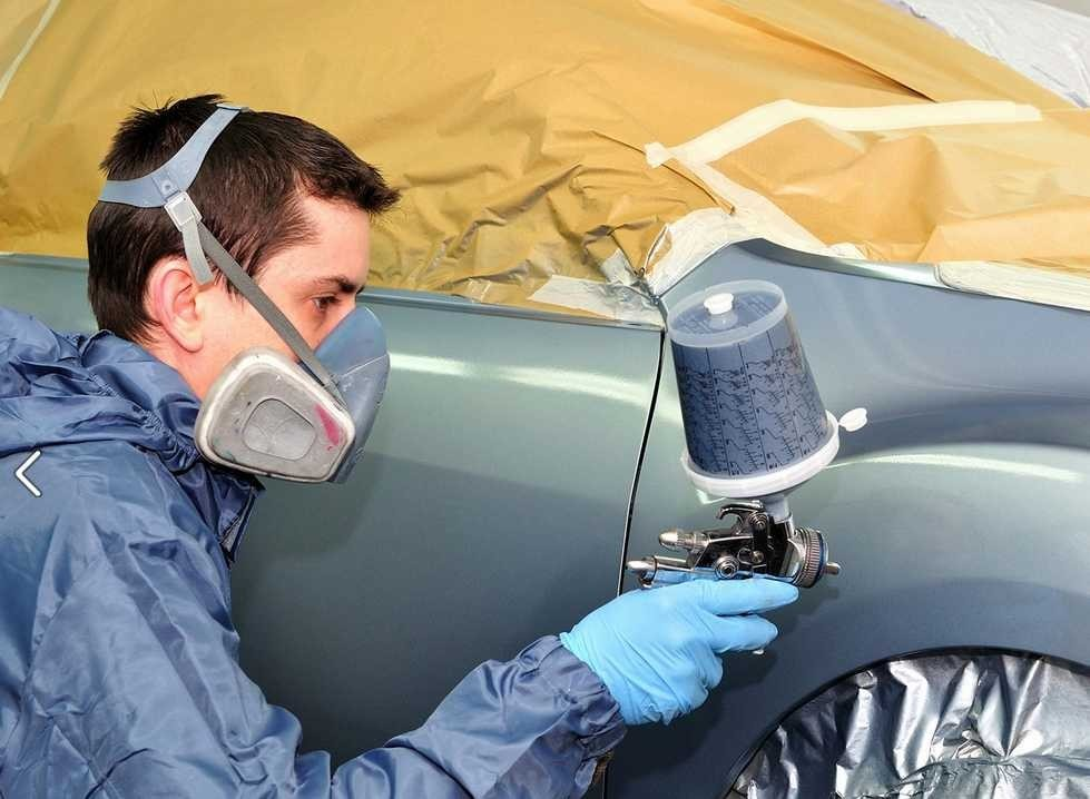 Our Refinishing Technicians are Skilled and experienced and always performing at the top level . Their Skills along with State of the Art Equipment, makes us Number One .....