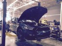 Platinum Collision Centers 2550 Wardlow Road  Corona, CA 92882 Auto Collision Repair Professionals.  Our vehicle lifting equipment allows us to examine all under-body collision related areas.