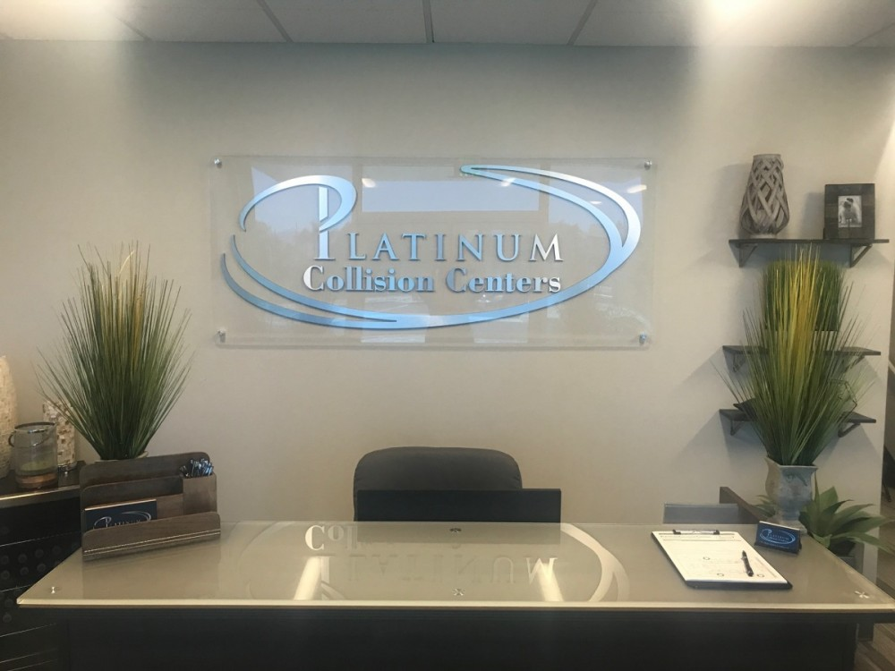 Platinum Collision Centers Eastvale - Our body shop's business office located at Eastvale, CA, 92880 is staffed with friendly and experienced personnel.