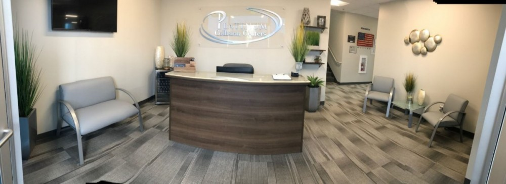 Platinum Collision Centers Eastvale - Friendly faces and experienced staff members at Platinum Collision Centers Eastvale, in Eastvale, CA, 92880, are always here to assist you with your collision repair needs.