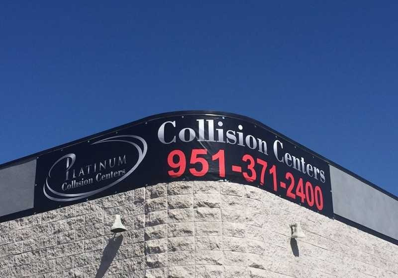 Platinum Collision Centers