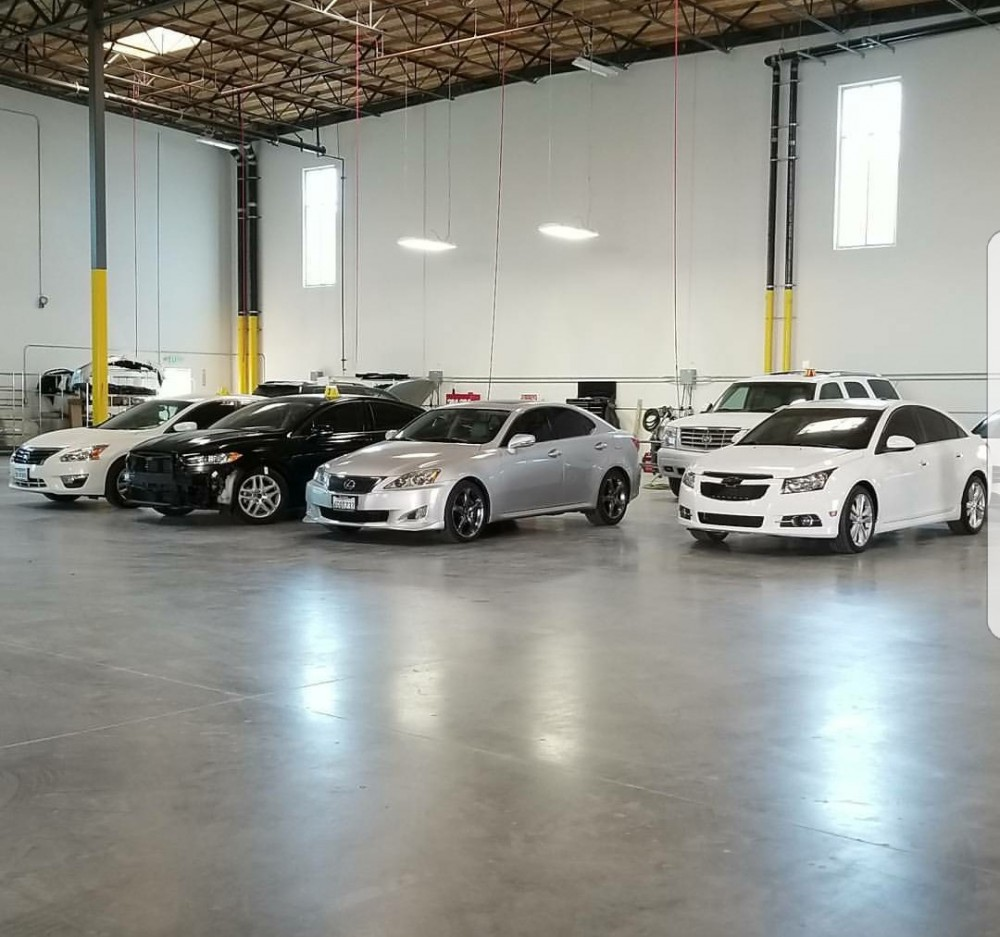 Platinum Collision Centers Eastvale - Structural repairs done at Platinum Collision Centers Eastvale are exact and perfect, resulting in a safe and high quality collision repair.