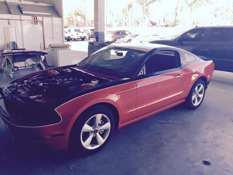 Platinum Collision Centers 2550 Wardlow Road  Corona, CA 92882 Auto Body & Painting Repairs Detailed paint work takes time and talent.  We use all of our resources to deliver that  high quality finished product.  We are the Collision Repair Experts.