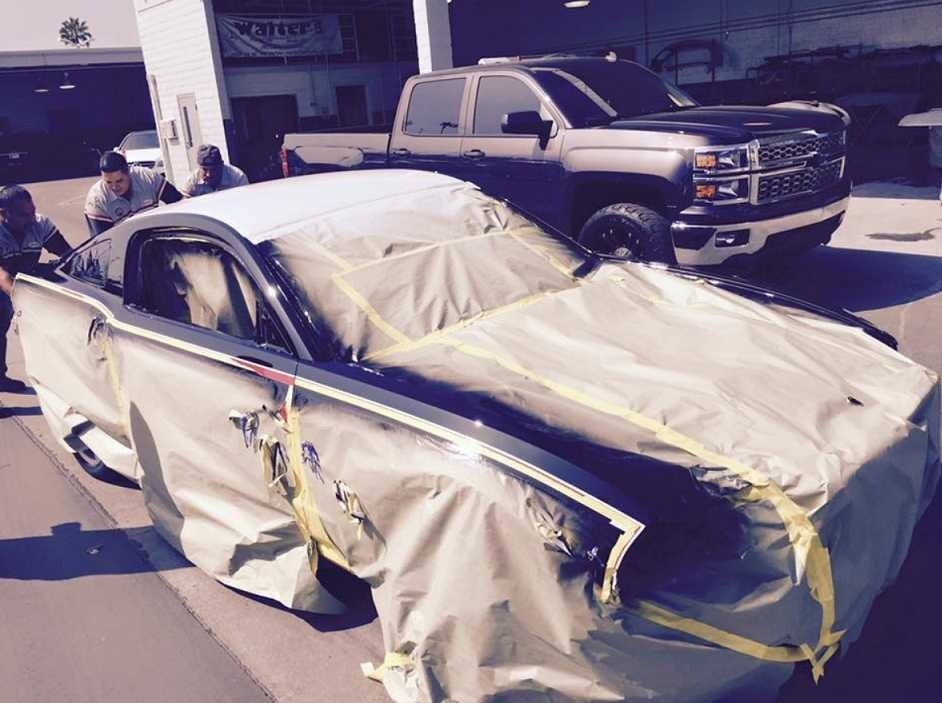 Platinum Collision Centers 2550 Wardlow Road  Corona, CA 92882 Quality refinishing work takes skill, experience and excellent preparation. Auto Body & Painting.