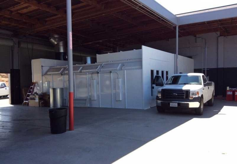Platinum Collision Centers 2550 Wardlow Road  Corona, CA 92882 Auto Collision Repair Professionals. A neat, clean and well organized refinishing department delivers high quality results for our customers.