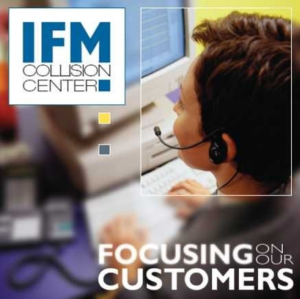 At IFM Collision Center, located at Bedford Hills, NY, 10507, we have friendly and very experienced office personnel ready to assist you with your collision repair needs.
