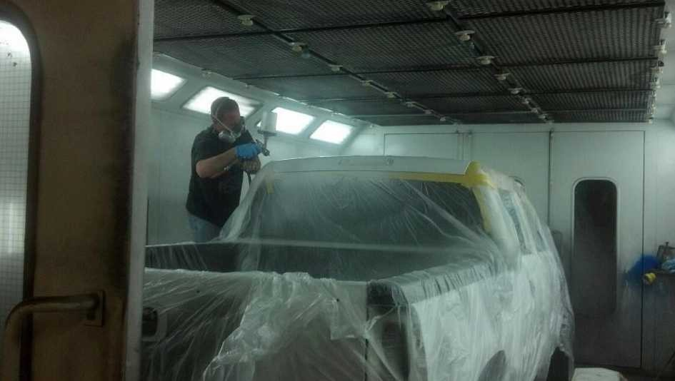 We are a professional Auto Paint and Body facility.  We have state of the art refinishing equipment and highly skilled technicians.